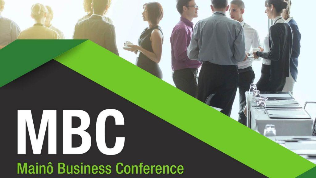 1ª edição do Mainô Business Conference foi um sucesso!