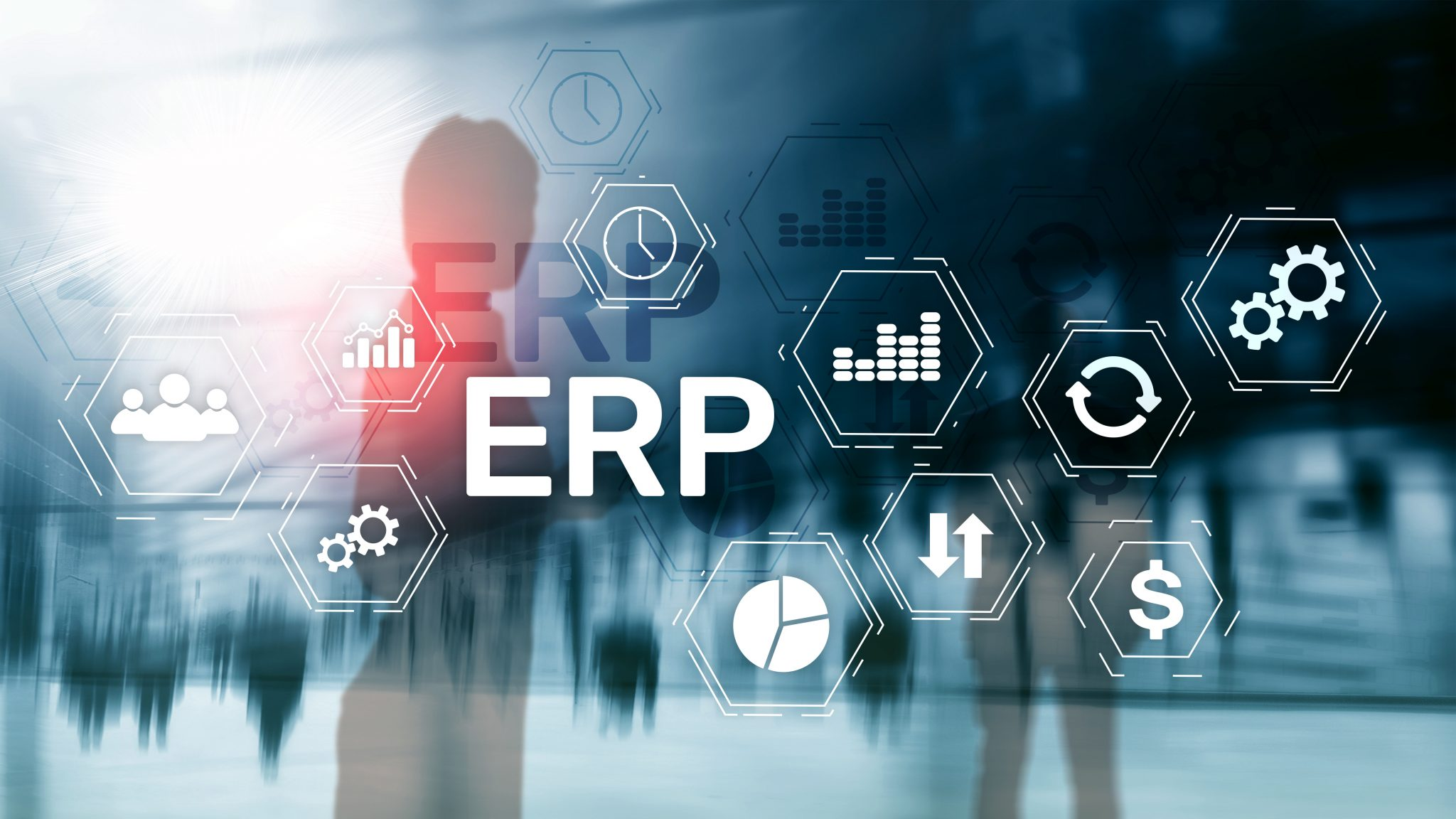 ERP system,