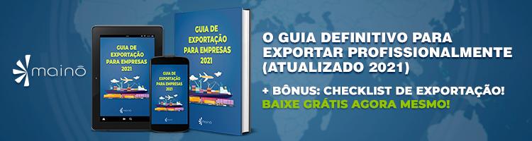 Guia de Exportação