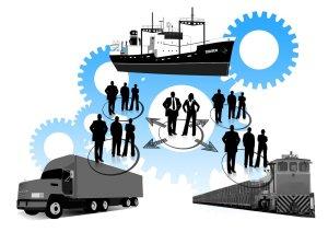 DUIMP: infográfico mostrando como o novo processo de importação centralizará as diversas informações, incluindo os modais.