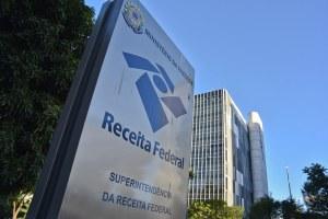 DUIMP: fachada do prédio da receita federal